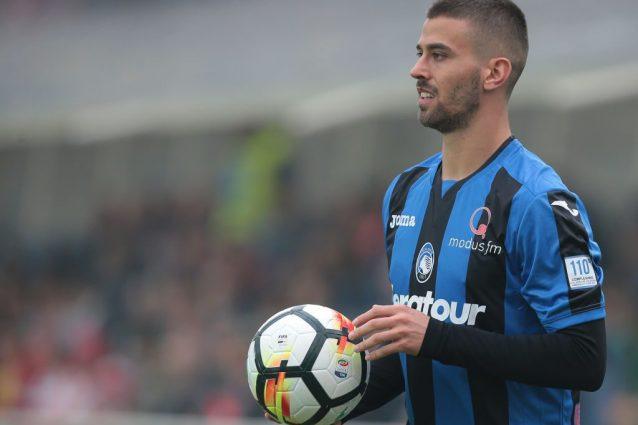 Atalanta, lesione al flessore per Spinazzola: con l'Inter non ci sarà