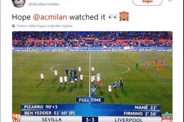 Sport: SIVIGLIA SOTTO SHOCK, BERIZZO HA UN TUMORE