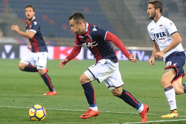 Il Bologna perde Di Francesco: distorsione al ginocchio, rientro nel 2018