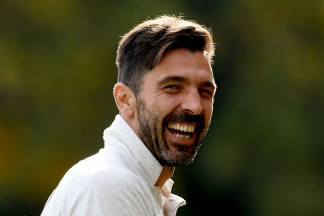 Insaziabile Buffon:
