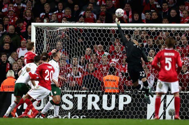 Playoff Mondiali 2018, Irlanda-Danimarca: Eriksen ribalta la partita con un gran destro