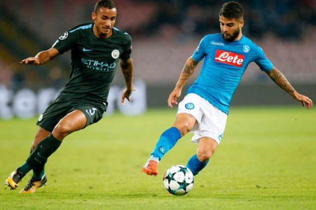 Pronostico Napoli-Manchester City 1 Novembre: Champions League