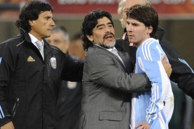 """Maradona vuole la panchina dell'Argentina """"Basta incapaci sono pronto a tornare"""""""
