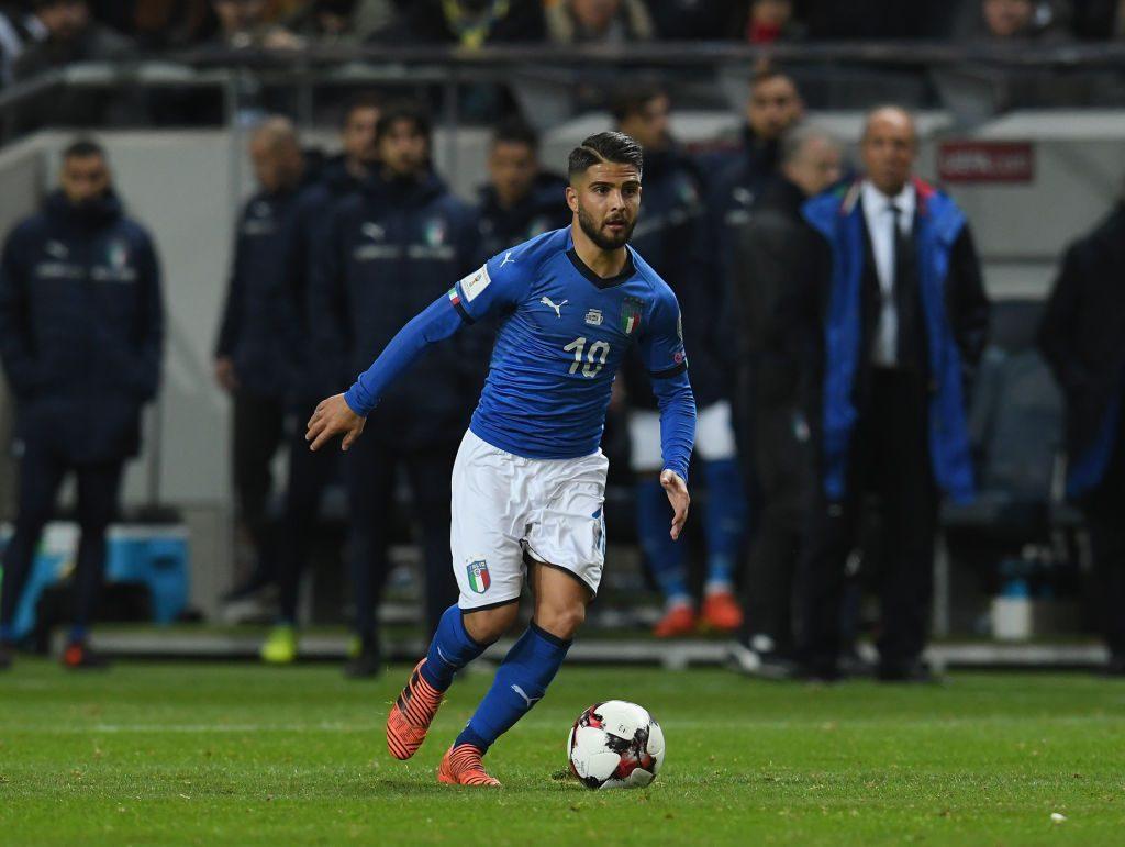Italia-Svezia, le probabili scelte di Ventura per la sfida di San Siro