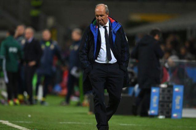 La buffonata delle dimissioni di Tavecchio (e di Ventura)