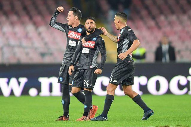 Napoli, un altro record per Sarri: mai così tanti punti nella storia del club