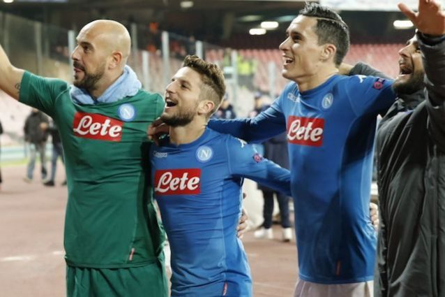 Il Napoli vince ma non convince a Udine: 1-0 per gli ospiti