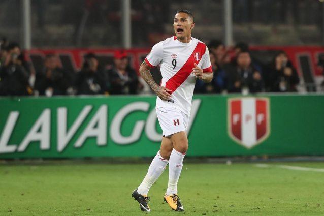 Guerrero positivo all'antidoping: salterà il ritorno di Perù-Nuova Zelanda