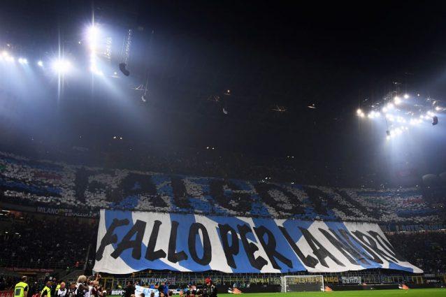 """Inter-Torino, sarà un San Siro tutto esaurito. Il club: """"Tutti allo stadio con la sciarpa"""""""