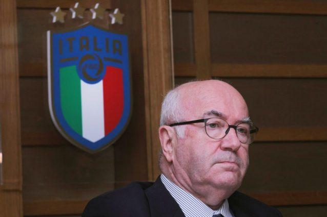 Consiglio Federale, Tavecchio si è dimesso da presidente della Figc