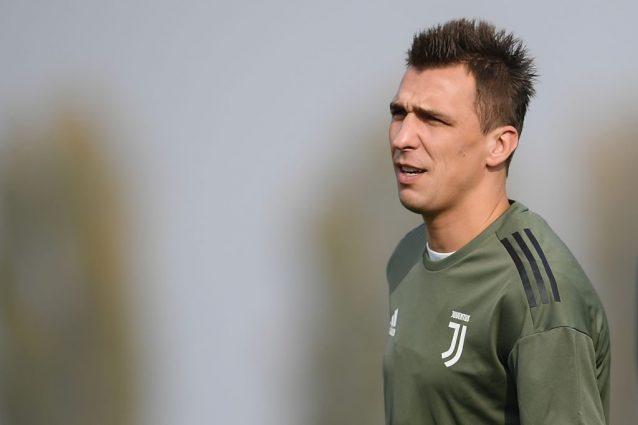 Juventus, nessuna lesione per Mandzukic