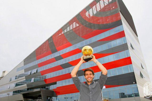 Milan, Kakà è arrivato in sede: al via la sua giornata rossonera