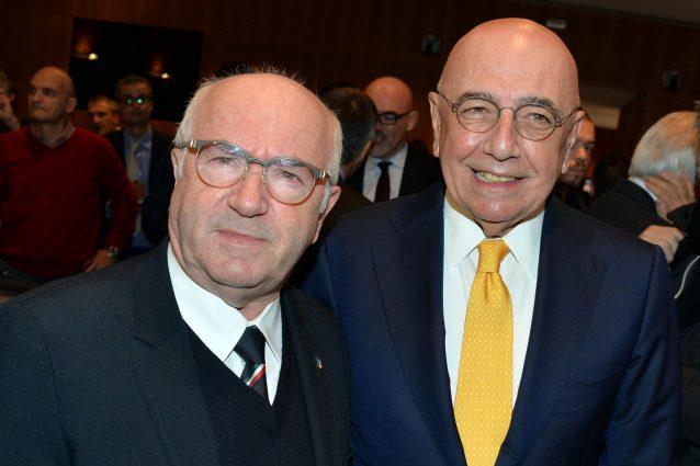 Italia, c'è da convincere Ancelotti: Tavecchio chiede l'aiuto di Galliani