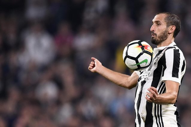 Chiellini parole durissime nel post partita:
