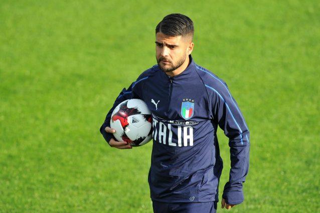 """Insigne: """"In Nazionale avrei giocato anche in porta, ora sotto con scudetto e Champions"""""""