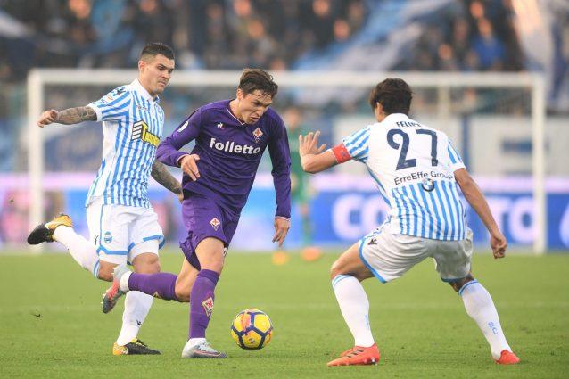FIORENTINA - Chiesa elogia la Lazio, ma le lancia la sfida per domenica
