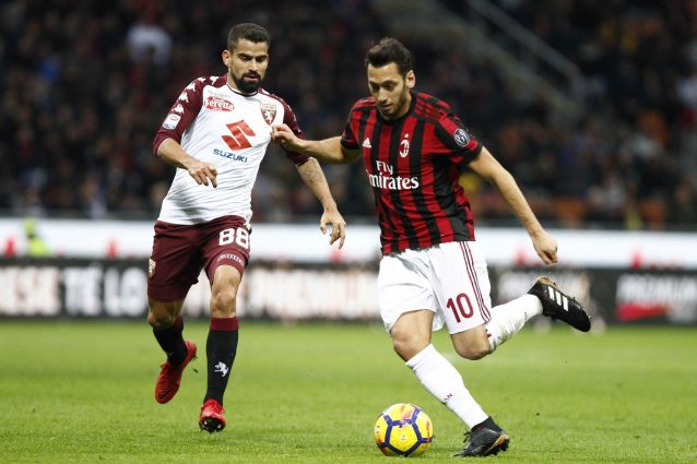 Infortuni Milan, due giocatori a rischio per la trasferta di Benevento