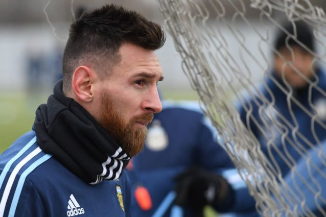 """Messi """"Se vinciamo il Mondiale vado a piedi al Santuario della Vergine di San Nicolas"""""""