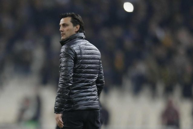Montella in conferenza Stampa: