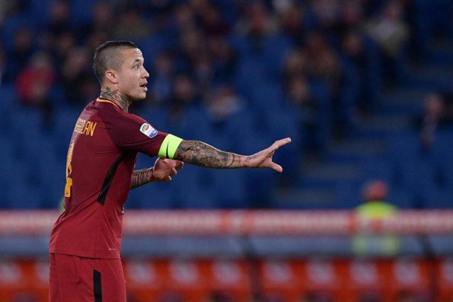 Roma-Lazio, le scelte di Inzaghi e Di Francesco: Nainggolan ancora in dubbio