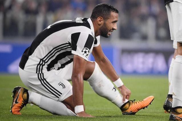 Giallo Benatia, infortunato alla Juve ma convocato in nazionale