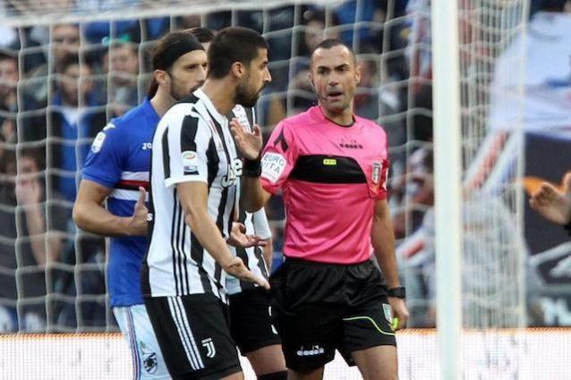 La moviola della 13a giornata di Serie A, irregolare il terzo gol della Samp