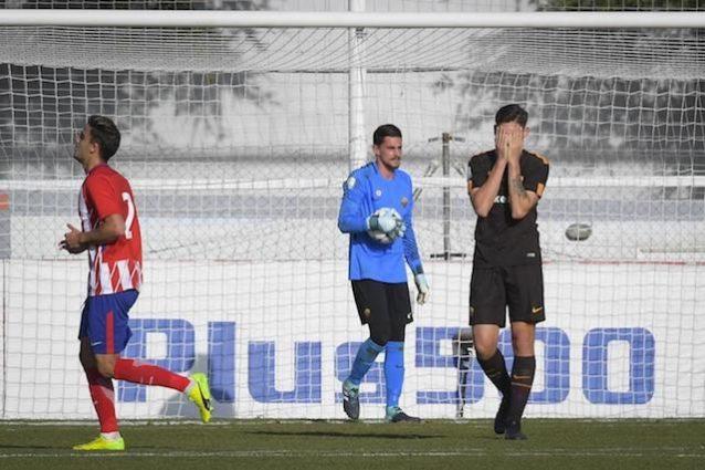 Youth League, Roma e Juve fuori: decisive le sconfitte contro Atletico e Barcellona