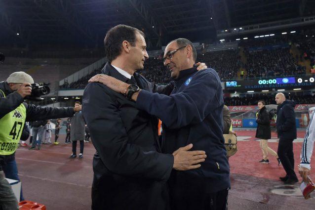 Classifica Serie A, il confronto con la passata stagione: Napoli a +10