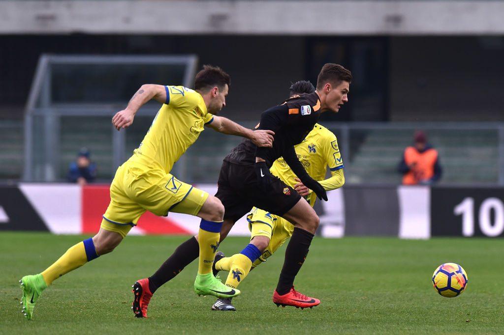 Chievo-Roma 0-0, Di Francesco non sfonda al Bentegodi