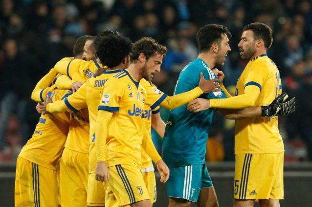La svolta prima di Napoli-Juventus: discorso di Barzagli a Vinovo