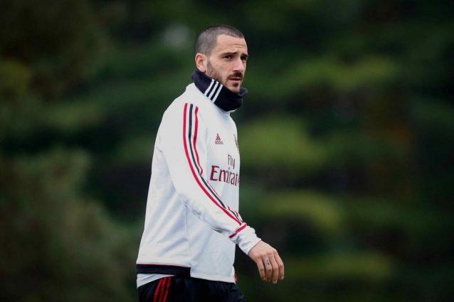 """Bonucci: """"Vincere con il Milan è un pass per la storia. L'addio alla Juve una scelta condivisa"""""""