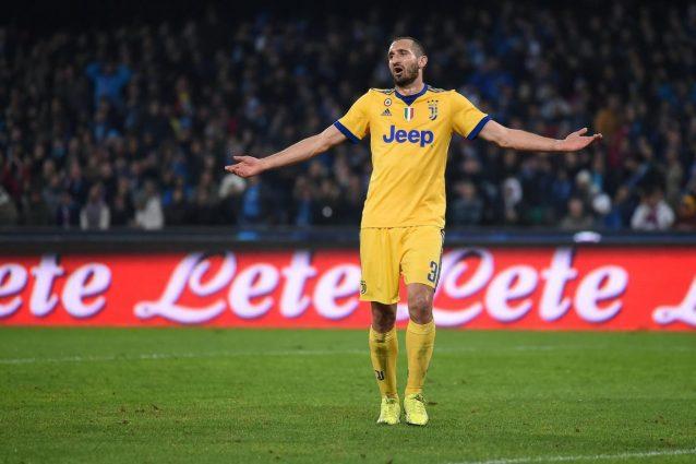Infortunio Buffon, salterà il Bologna e la Coppa Italia
