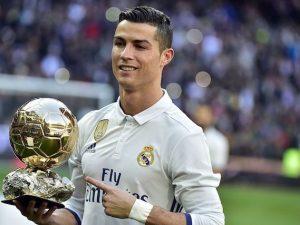 Cristiano Ronaldo, in arrivo il 5° Pallone d'Oro come Messi