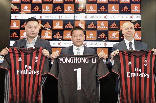 Milan, ancora guai: l'UEFA boccia il progetto di mister Li