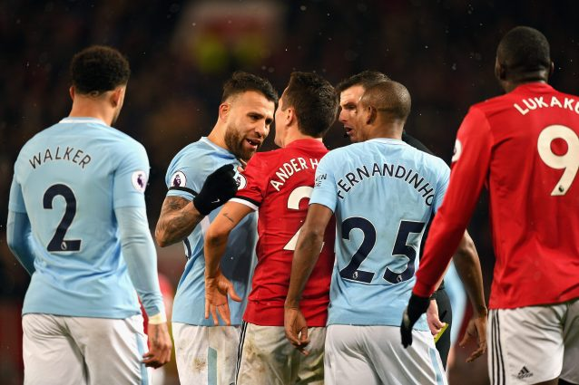Retroscena Manchester: il derby tra City e United finisce il rissa