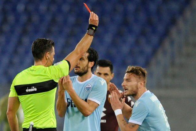 Lazio, Immobile espulso: arriva il verdetto del Giudice Sportivo sulla squalifica