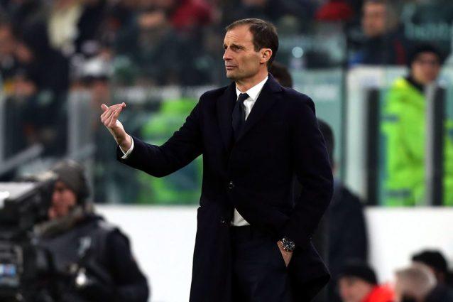 Juventus-Roma, Allegri: