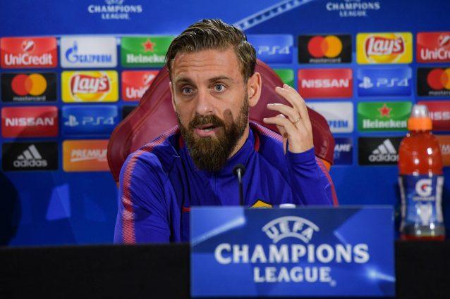 """Roma De Rossi e lo schiaffo di Genova """"Tornerei indietro ma non è possibile"""""""