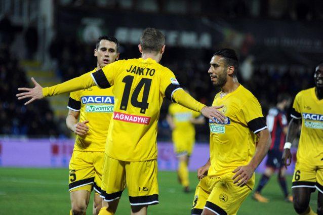 Crotone-Udinese: formazioni ufficiali e partita in diretta live