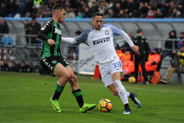 UFFICIALE: lesioni per D'Ambrosio e Miranda. Out contro Milan e Lazio