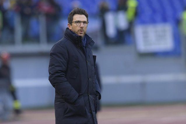 Iachini dopo Roma-Sassuolo 1-1: