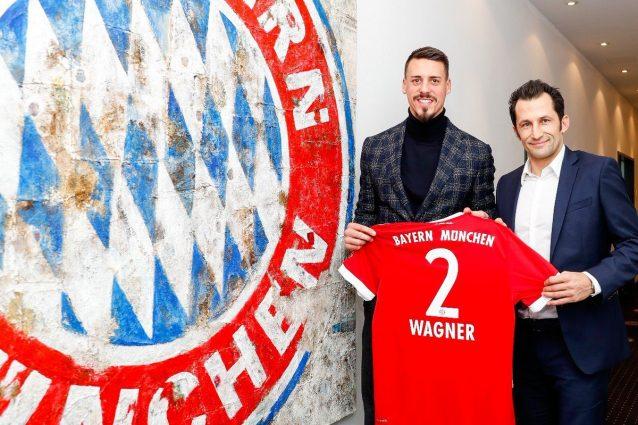 Bayern Monaco, è Wagner il primo rinforzo di gennaio