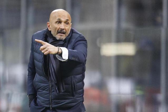 Sassuolo-Inter, Spalletti frena: