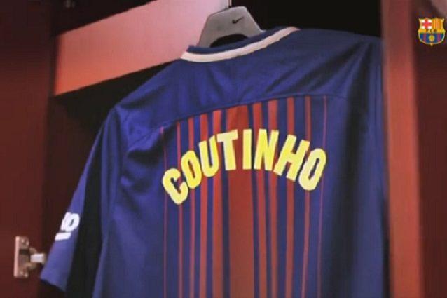 Coutinho è del Barcellona per 160 milioni e clausola da 400