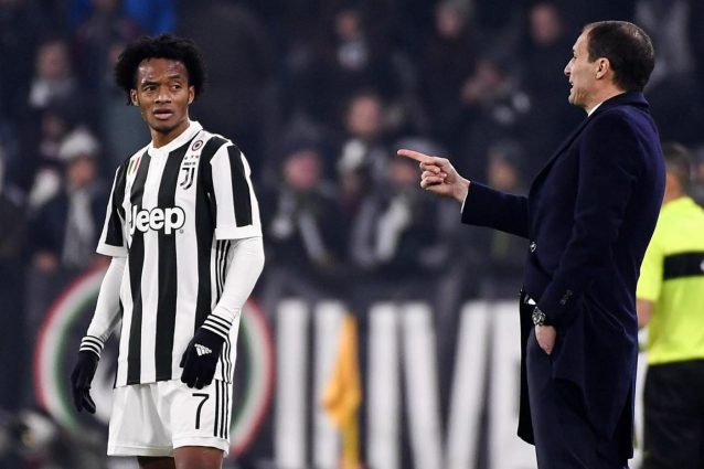 Chievo-Juventus, Allegri:
