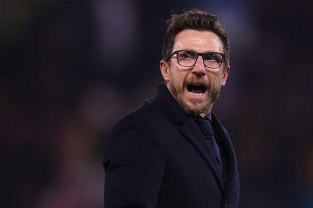 Serie A. la cronaca live del match tra Roma-Torino