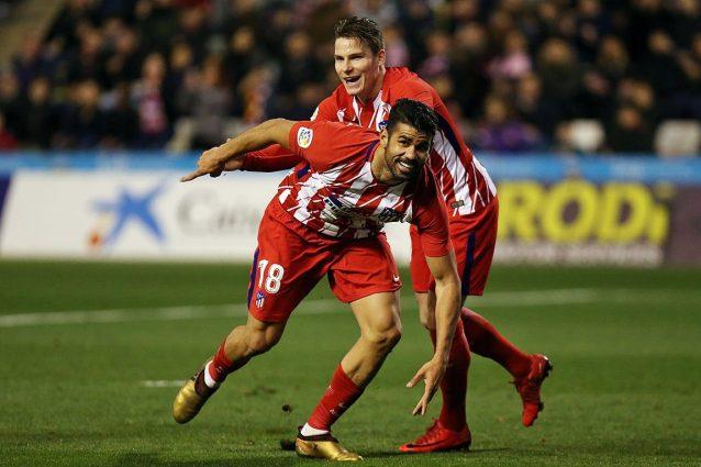 L'Atletico Madrid presenta Diego Costa: