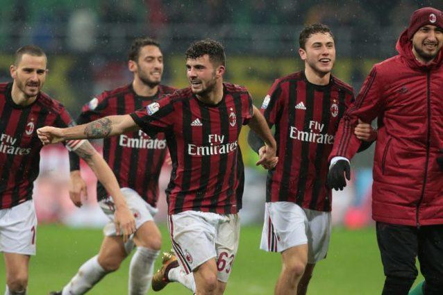 Milan, Mirabelli annuncia: