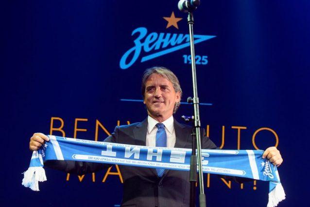 Panchina Italia, Mancini: