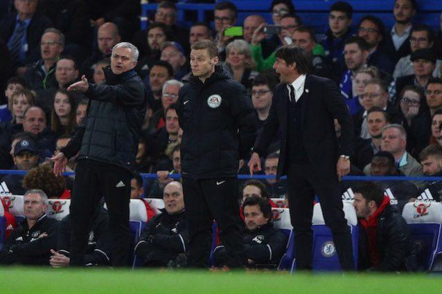 Chelsea, Conte contro Mourinho: